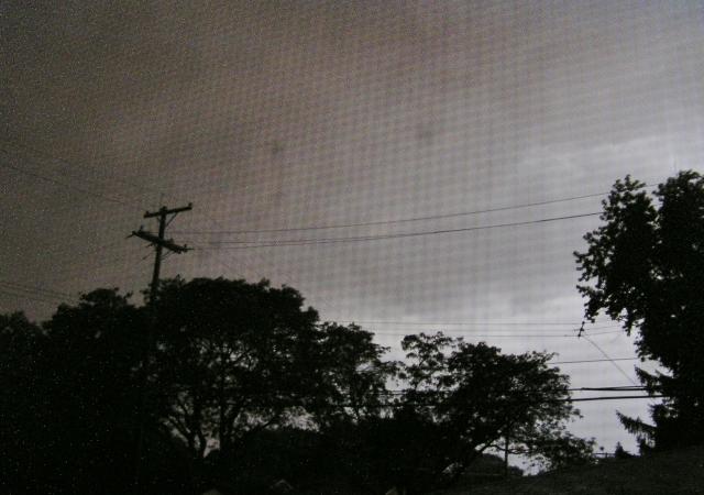 Stormy Night Skies 1