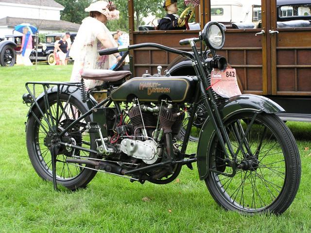 1923 Harley