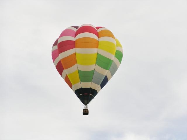 Hot Air Balloons - July 2004