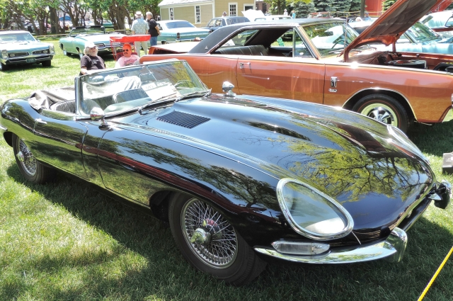 1967 Jaguar XKE 4.2