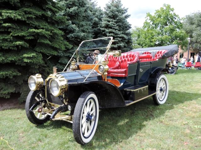 1908 Packard 30