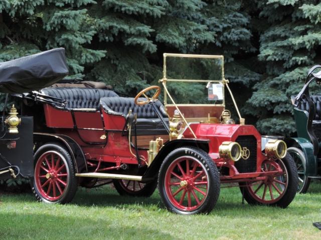 1908 Reo H