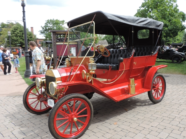 1909 Ford T