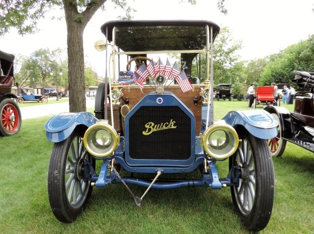 1912 Buick 35