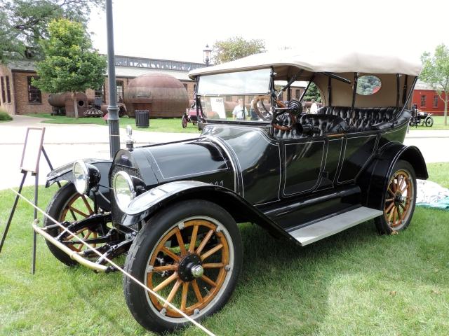 1914 Chevrolet H