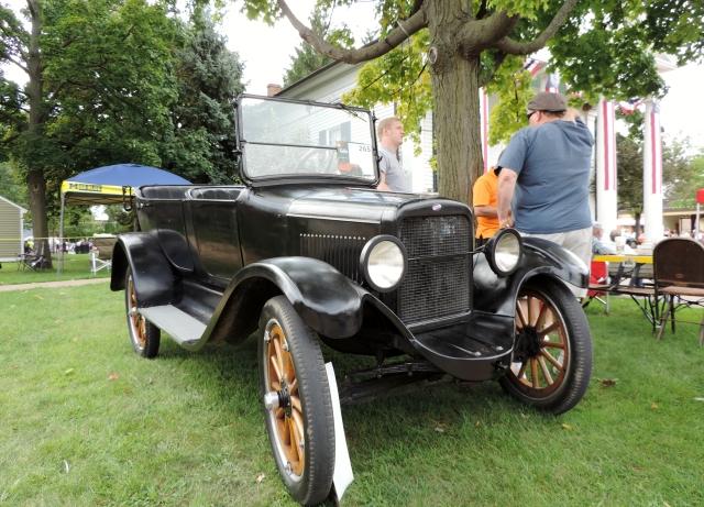 1920 Overland Model 4