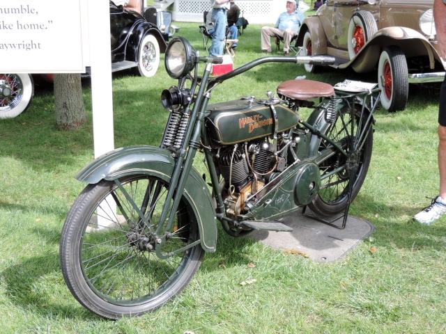 1923 Harley Davidson J