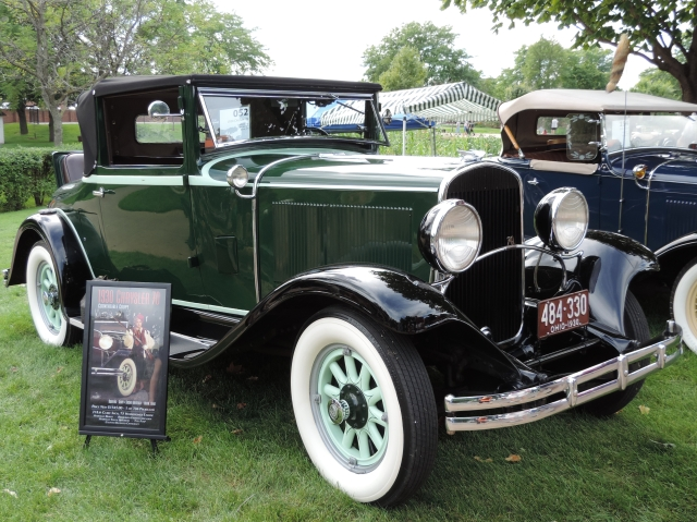 1930 Chrysler 70