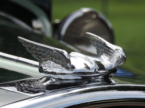 1930 Chrysler ornament