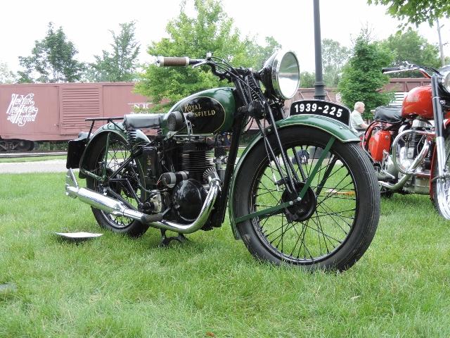 1939 Royal Enfield Model A 225cc