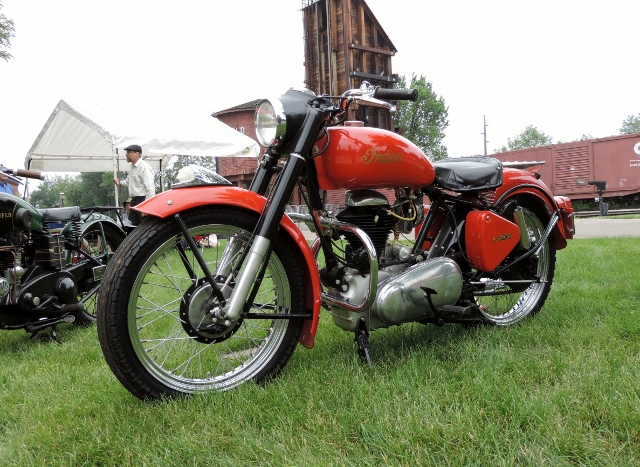 1956 Indian Fire Arrow 250cc