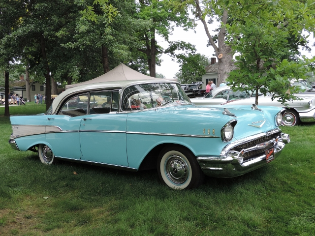 1957 Chevy Belaire